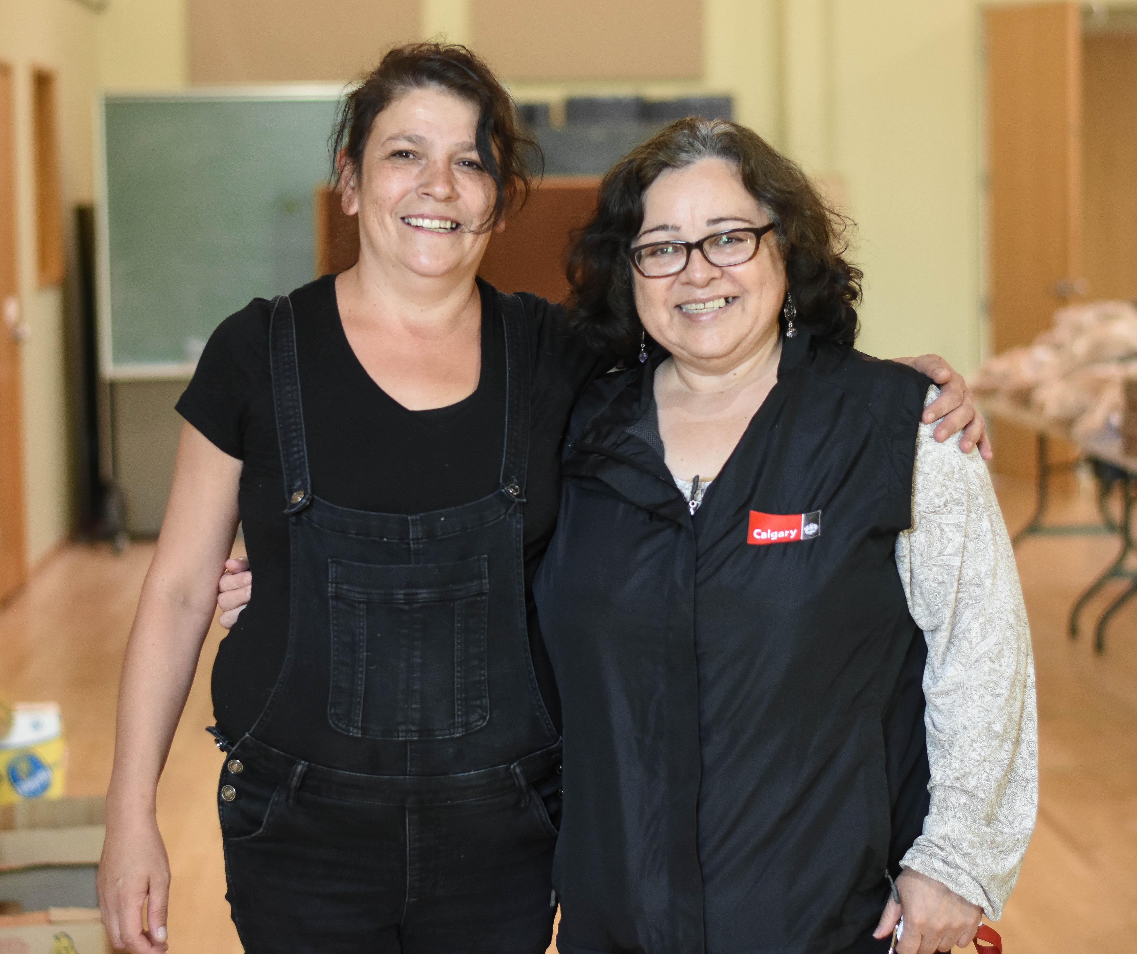 Community Volunteer Inspires Community Giving