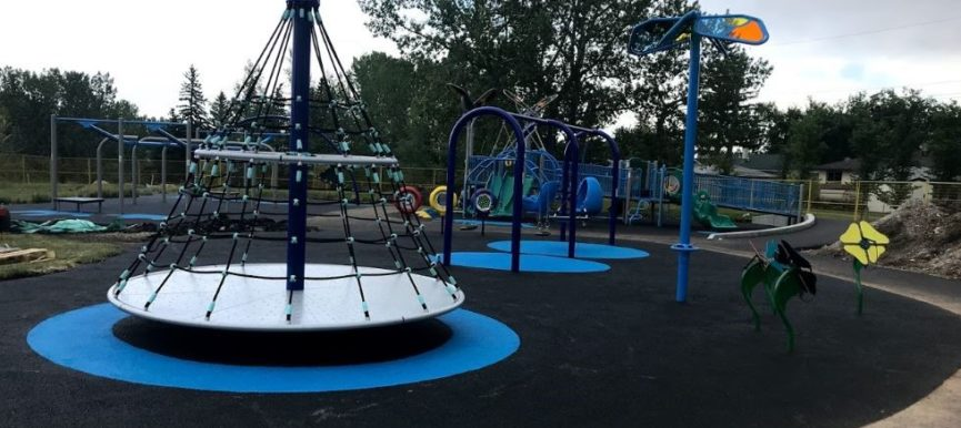 Two Women Make Their Vision of an Accessible Playground a Reality