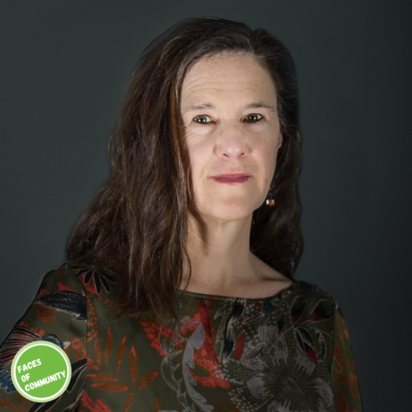 2020 Faces of Community- Susan Mulholland
