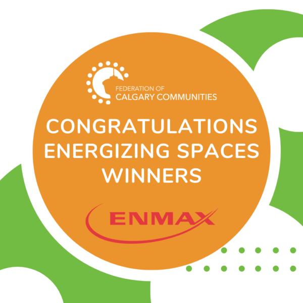 Energizing Spaces Winners