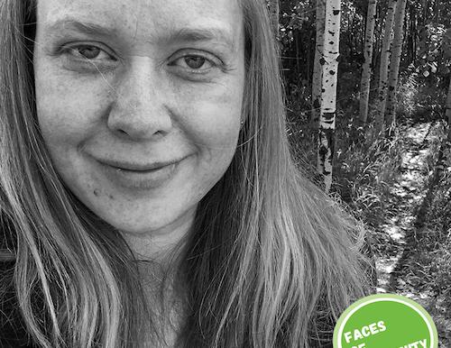 2021 Faces of Community - Kim Rondeau