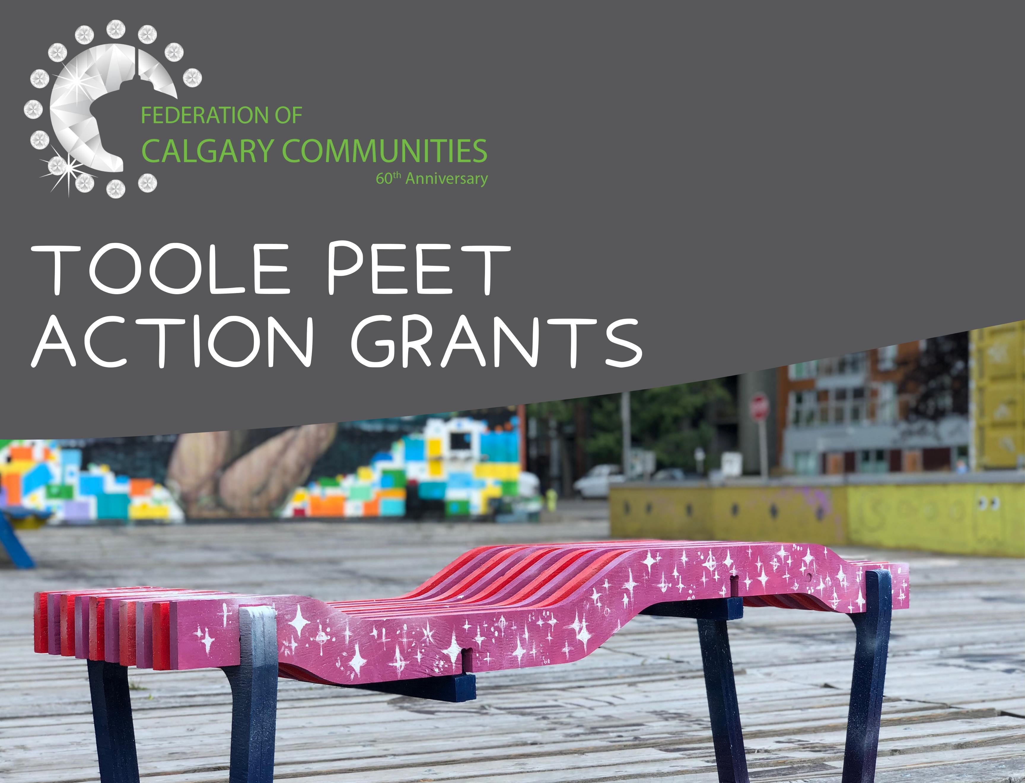 Toole Peet Action Grants Card