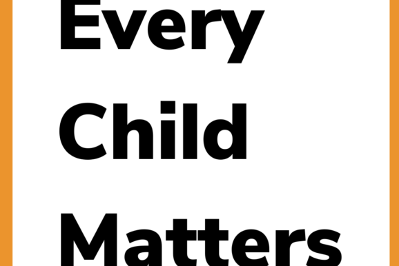 Every Child Acknowledgment