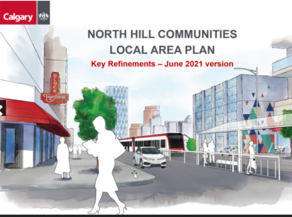 North Hill Communities Local Area Plan passes first reading